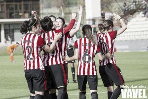 Fotos e imágenes del Athletic 1 - Valencia 0, de la jornada 14 de Primera División Femenina