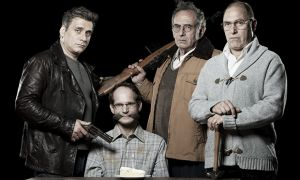 'Big Bad Wolves': no es para tanto Quentin