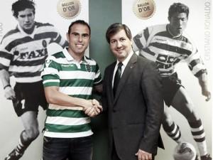 Bruno César rescinde com o Estoril e assina pelo Sporting até 2020