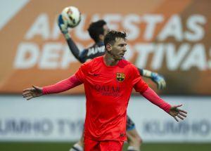 Sempre Messi: il Barça passa 2-0 a Eibar