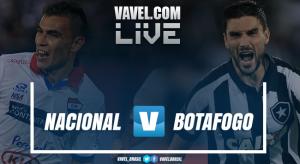 Resultado Botafogo x Nacional-PAR AO VIVO online pela Copa Sul-Americana 2018 (2-0)