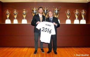 Ufficiale: Xabi Alonso rinnova con il Real Madrid