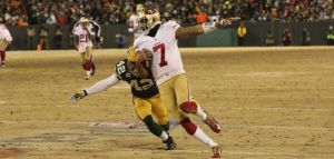 NFL Wild Card - Un field goal di Dawson manda avanti i 49ers