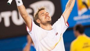 Stanislas Wawrinka remporte l'Open d'Australie