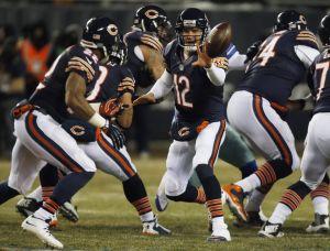 Bears demolió a Dallas e igualó a Detroit en la NFC Norte