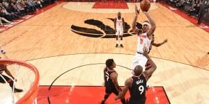 NBA - I Raptors stracciano i Knicks; vittoria di misura dei Magic sugli Hawks