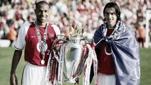 Top Five: French Arsenal players