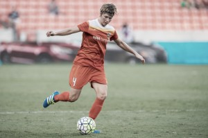 Houston Dash defender Becca Moros traded to FC Kansas City
