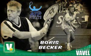 Boris Becker: fiel exponente del tenis de ataque