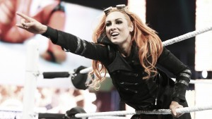 Becky Lynch on a potential heel turn