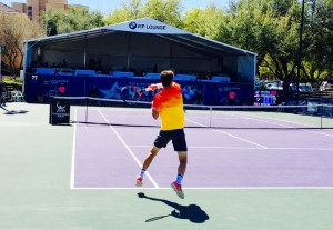 Irving Tennis Classic: Aljaz Bedene Heads To Second Straight Final