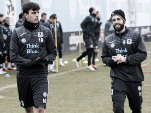 Spanish duo return to 1860 training, Volz picks up groin problem