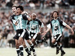 La hazaña de Gerardo Bedoya: un gol para la historia de Racing