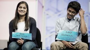 Scripps National Spelling Bee Ends With Tie For Second Straight Year