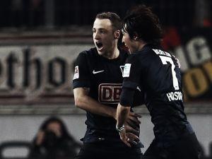 FC Köln 1-2 Hertha BSC: The Old Lady Get Back to Winning Ways
