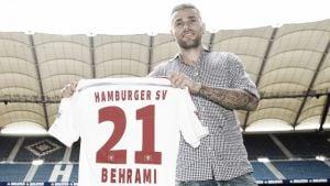 Behrami y Nicolai Müller refuerzan al Hamburgo