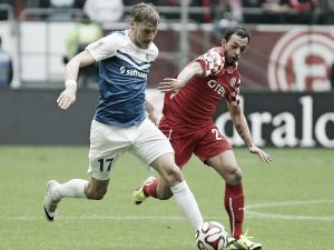 Behrens to leave Darmstadt in the summer