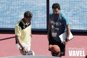 Rodri Ovide entrenará a la pareja Navarro-Reiter