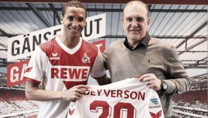 1.FCKöln sign BrazilianDeyverson on six-month loan deal