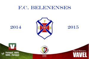 Belenenses 2014/15: en busca de la calma