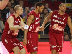 Belgacom Spirou completa la machada y da al Bilbao Basket la reválida