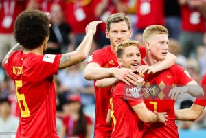 Belgium 3-0 Panama: Lukaku double and Mertens volley send Red Devils on their way