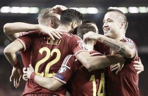 Bosnia vs Bélgica en vivo y en directo online
