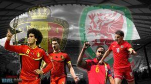 Bélgica vs Gales, en vivo y en directo online