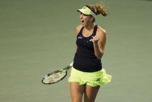 Rogers Cup - WTA Toronto: esulta Belinda Bencic, Halep costretta al ritiro nel terzo set