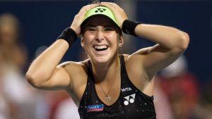 Ranking WTA: Halep attaccata alla Sharapova, exploit Bencic