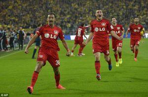 Karim Bellarabi: Schmidt's success story