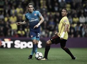 Para espantar má fase na Premier League, Arsenal recebe embalado Watford