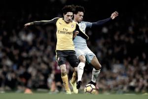 Resumen del Manchester City 3-1 Arsenal en Premier League 2017-2018