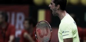 Thomaz Bellucci derrota Fabbiano e vai às quartas no ATP 250 de Shenzhen
