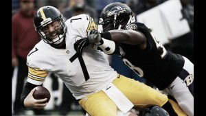 Los Saints se dan un festín y los Ravens amargan los playoffs a los Steelers