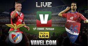 Benfica vs Gil Vicente en vivo y en directo online