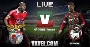 Benfica vs Marítimo en vivo y en directo online