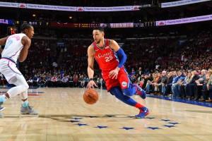 NBA - Simmons va in tripla doppia e guida i Sixers al successo; torna alla vittoria Detroit