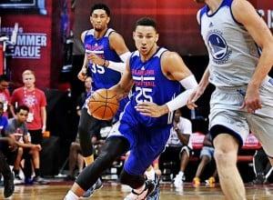 "NBA, parla Simmons: ""Giocherò da point guard"""