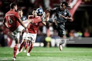 Benfica estreia-se na Champions com uma derrota