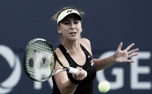WTA Rogers Cup: Bouchard bows out in first round