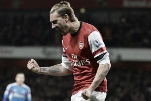 "Bendtner: ""Arsenal Wasted My Time"""
