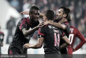Benfica liquidó a Penafiel y es más líder que nunca