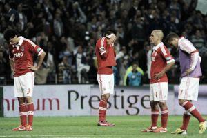 Benfica 2013: del cielo al infierno en dos minutos