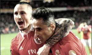Victoria del Benfica con más apuros de los previstos