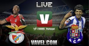 Benfica vs FC Oporto en vivo y en directo online