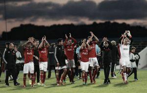 Benfica, pleno de victorias y la ilusión por el futuro