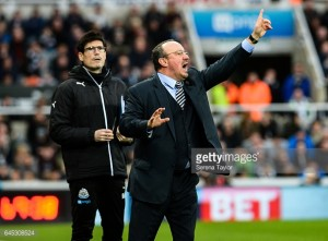 Rafa Benitez: The title race is not over