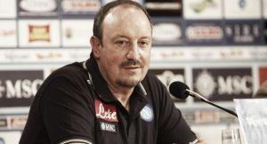 """Napoli, Benitez: """"Sta per iniziare un mese decisivo, con l'Atalanta sfida dura. Occhio al Wolfsburg"""""""