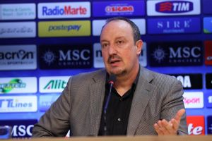 """Napoli, Benitez in conferenza stampa: """"Con maggiore serenità vinceremo di più"""""""